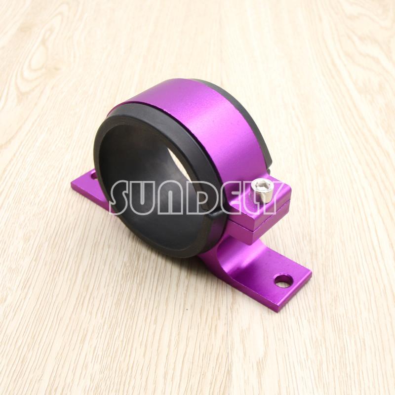 Billet Fuel Pump Filter Bracket Mounting Clamp Cradle Holder For Bosch 044 Pump