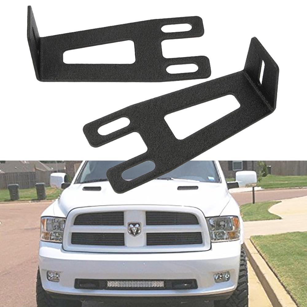 22inch led light bar front bumper mount bracket for 03 16 dodge ram 22inch led light bar front bumper mount bracket for 03 16 dodge ram 25003500 aloadofball