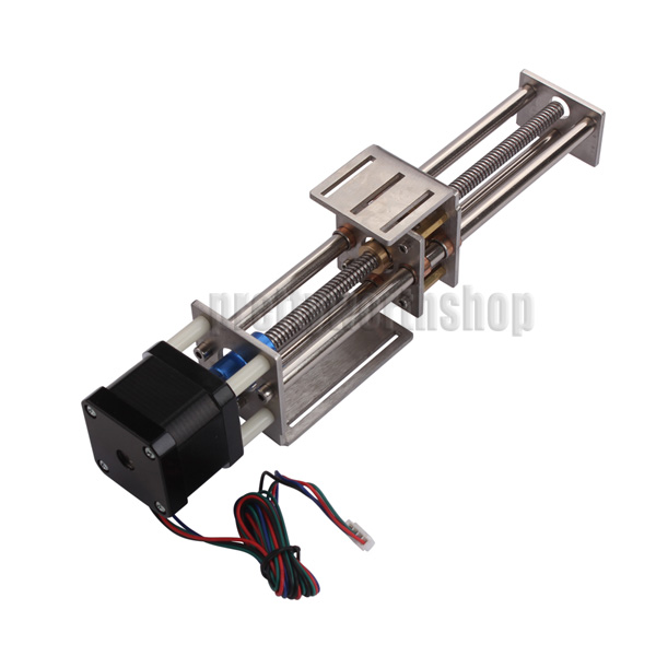 Mini CNC Z Axis Slide 150MM DIY Linear Motion Milling 3 ...