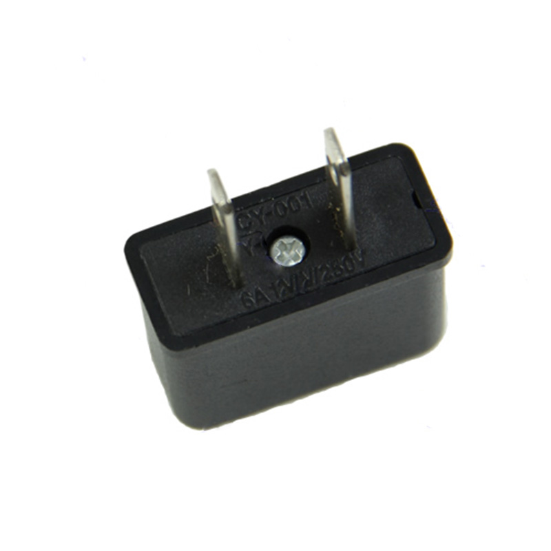 Ac Power Plugs And Sockets : Eu to us usa v socket ac power plug adapter outlet
